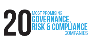 20 Most Promising Governance, Risk and Compliance Companies - 2014