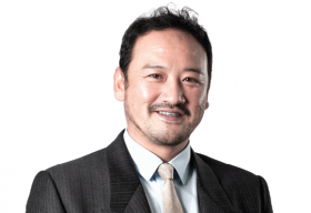 Hayato Koeda, President & CEO A10 Networks KK and Vice President of South APAC, A10 Networks KK